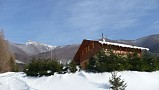 Chata Pod Kľakom v zime