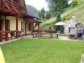 Chata U Johanov - vonkajšie sedenie
