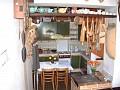 Chata Levočské vrchy - kuchyňa