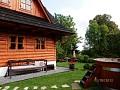 Liptovská drevenica - leto