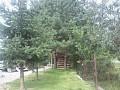 Drevenica Pod Lipou - Zadný dvor
