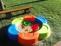 Ubytovanie Golden Sun, Podhájska, Radava - pieskovisko pre deti