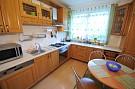 Dvojizbovy apartmán - kuchyna