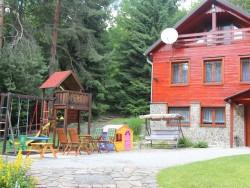 Chata FATRA - Kremnické vrchy - Tajov