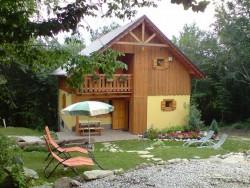 Chata KLAUDIA - Stredné Považie  - Stará Lehota - Bezovec