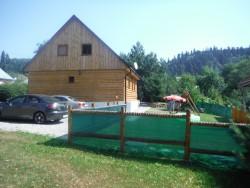 Drevenica POD LIPOU - Spiš - Levočská Dolina