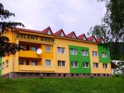 Hotel ZELENÝ BREH  - Slánske vrchy - Sigord
