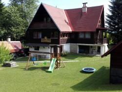 Chata ZUZANKA - Kremnické vrchy - Králiky