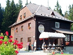 Horská chata KMÍNEK