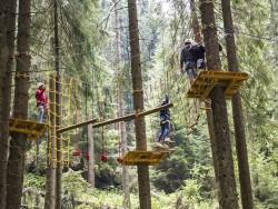 Lanový park Tarzania - Jasná