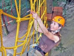 Lanový park Tarzania - Alpinka