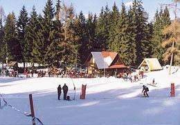 Lyžiarske stredisko ŽIAR - DOLINKY