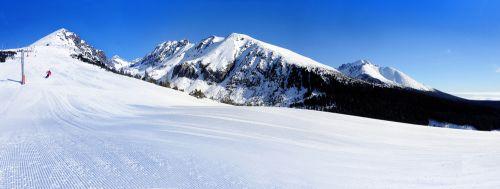 Lyžiarske stredisko PARK SNOW  ŠTRBSKÉ PLESO