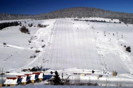 Lyžiarske stredisko ZUBEREC - MILOTÍN