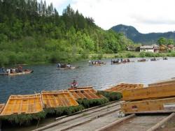 Rafting Pieniny – Haligovce