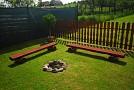 Apartmán Elegant - záhrada