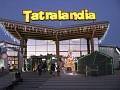 Tatralandia- hlavný vstup