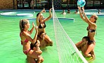 Aquapark Tatralandia- bazén s termálnou vodou
