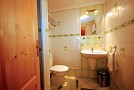 Apartmány Anička - Kúpeľňa pri spálni
