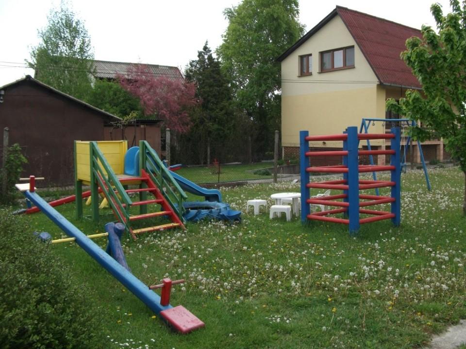 Apartmán Hviezda, Veľký Meder - Ihrisko pre deti