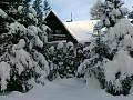 Chata Stará Lesná 482 - zima