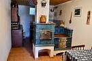 Chata Brezovo - letná kuchyňa