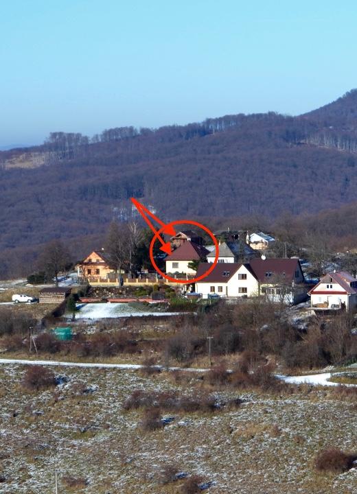 Chata Brezovo