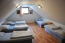 Chata Husárik - 5-lôžková izba