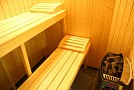 Chata Košútka - Fínska sauna