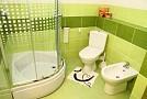 Chata Košútka - Zelená kúpeľňa