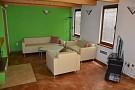 Chata Košútka - obývacia izba