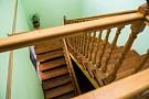 Chata Mária, Mojtín - schody na poschodie