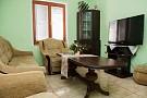 Chata Mária, Mojtín - obývacia izba