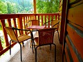 Kávička na balkone