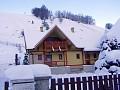 Chata U Johanov v zime