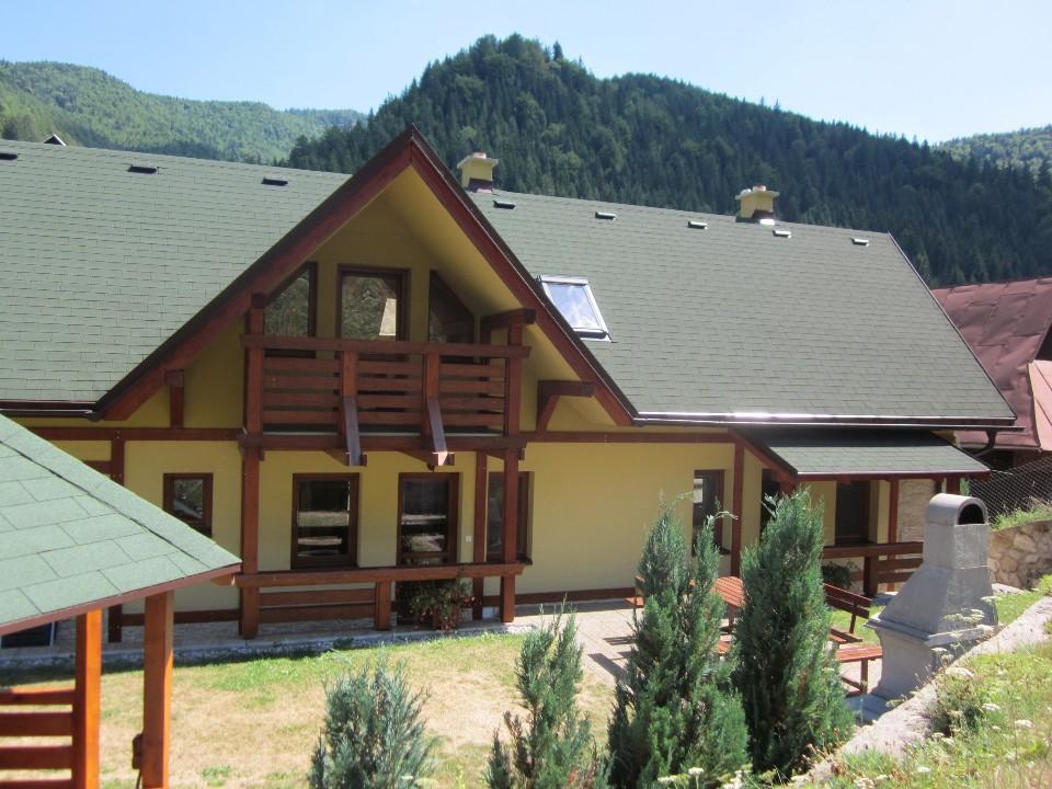 Chata U Johanov - exterier