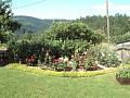Chata Levočské vrchy - záhrada