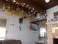 Chata Levočské vrchy - obývačka