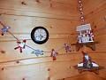 Liptovská drevenica - Apartmán č. 1 - detail