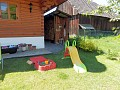 Liptovská drevenica - Pre deti