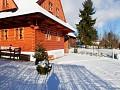 Liptovská drevenica - Zima 2015