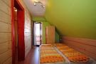 Chata Jana - spálňa 2
