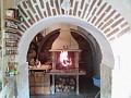 Drevenica Pod Lipou - Kuchyňa + gril