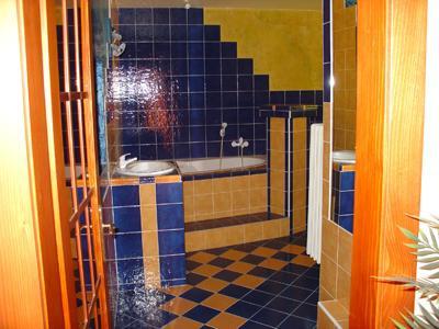 Rekreačný dom Ithake - kúpeľňa na prízemí