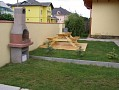 Apartmán Jankó - Záhrada + gril