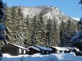 Chaty Jasná - zima 1
