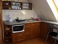 Apartmán Katarína Važec - kuchynka poschodie
