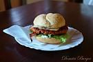 Domáci hamburger :)