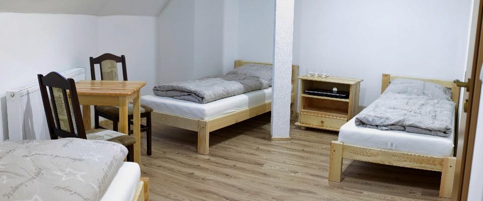 Penzión Luna - Izba č. 3 - trojlôžková izba