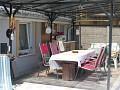 Zadná terasa - kuchynka